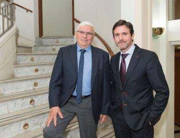 Cipriano Cortés y Rafael Torres