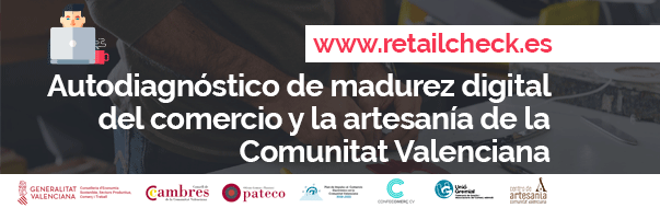 Autodiagnóstico digital_retail check banner