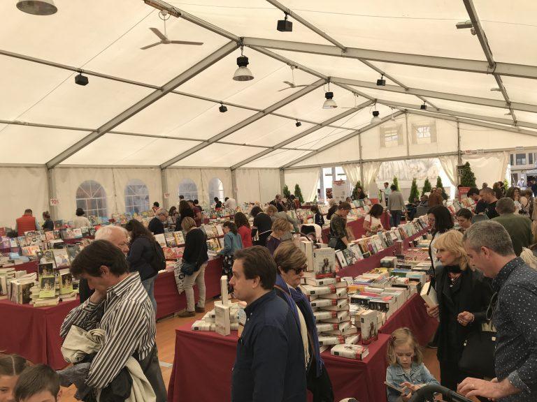 La 35 Fira del Llibre de Castelló tanca les seues portes amb un gran èxit de participació