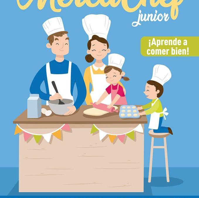 Mercachef para los más pequeños, en el Mercado Los Pinos