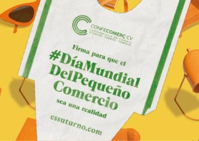 Campaña Es su turno #DiaMundialDelPequeñoComercio