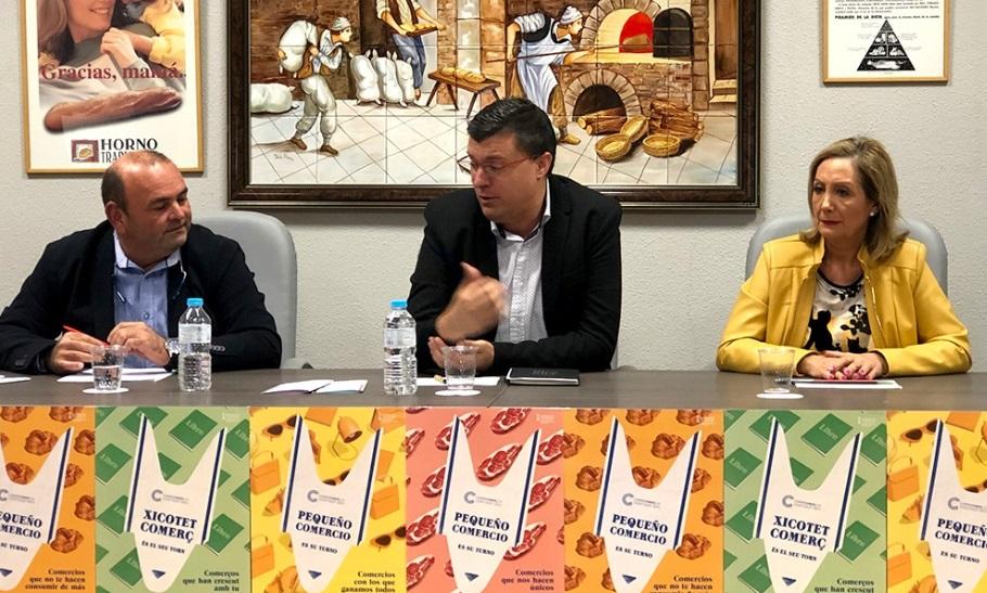 Juan Rodolfo Adsuara elegido por unanimidad Presidente de COVACO Castellón, organización miembro de CONFECOMERÇ CV