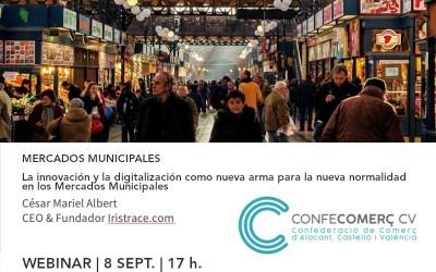Webinar Mercados Municipales: la nueva normalidad en los Mercados