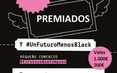 Premiados campaña #UnFuturoMenosBlack