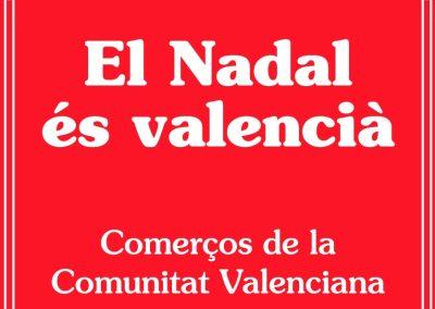"""Campaña """"El Nadal és valencià"""" 2019"""