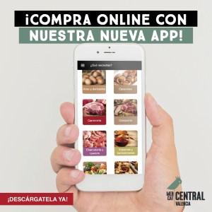 El Mercado Central de València estrena App