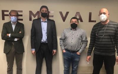 Patronal y Sindicatos sellan el Convenio del Comercio del Metal de la provincia de Valencia