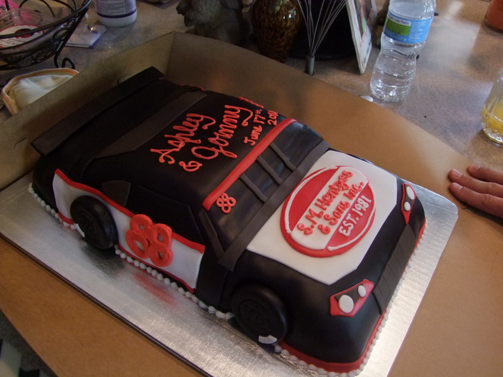 3D Specialty Cakes Confectionery Cake Shop