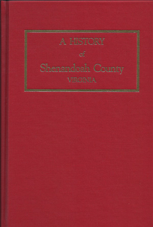 A History of Shen County
