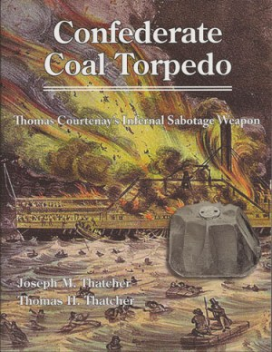 Confederate Coal Torpedo