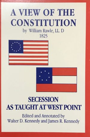 secession as taught at west point book