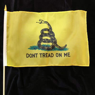 graveside size flag gadsden flag