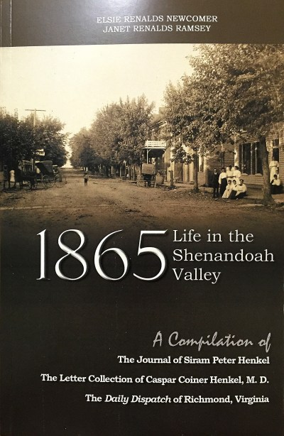1865 life in the shendandoah valley