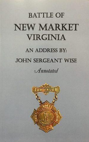 an address by John Sergeant Wise, cadet