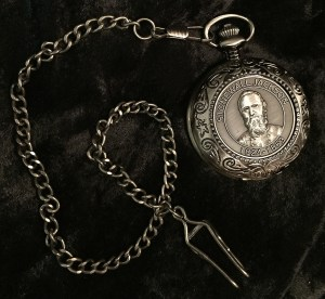 stonewall jackson pocket watch