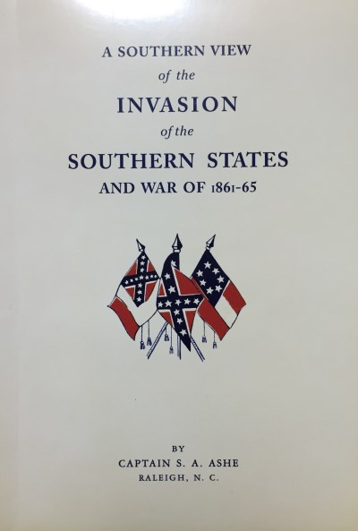 a southern view of the invasion of the southern states