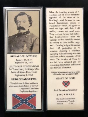 confederate hero