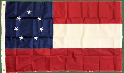 first national rebel flag