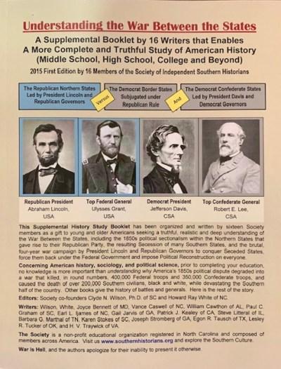 homeschool civil war history
