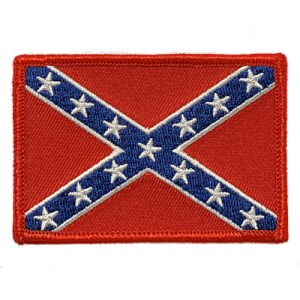 Naval Jack tactical patch velcro
