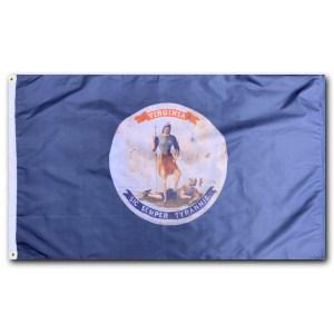 Virginia 1861 Flag