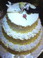 Torta de Casamento