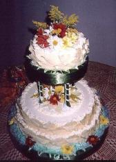 Torta de Casamento Indiano