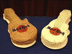bolo festa infantil Hard Rock Cafe