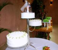 Torta de Casamento Trail Club
