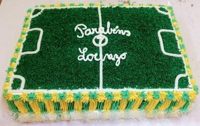 bolo campo de futebol