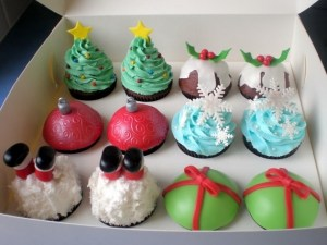 Adorable Christmas Cupcakes Ideas 10 Trendy Mods - Best Gift Great Craft