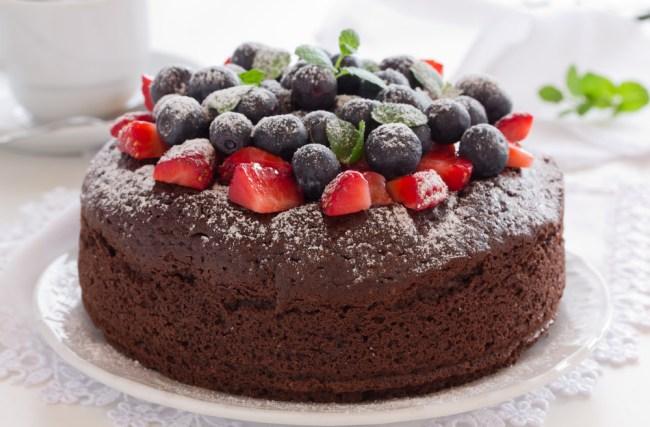 Bolo de Chocolate sem Glúten – Sobremesa de Páscoa