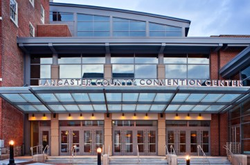 convention center exterior