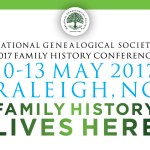 Excellence in Genealogy Scholarship and Service Honors