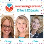 Lisa Louise Cooke's Genealogy Gems – Booth 226 & 228