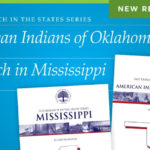 NGS Releases Two New Research Guides:  American Indians of Oklahoma and Research In Mississippi