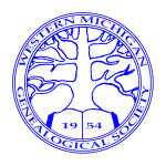 Western Michigan Genealogical Society (WMGS) – Booth 115