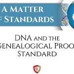 Standards: DNA and the GPS