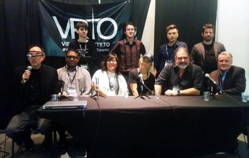 Panel of Code of Ethics at VRTO