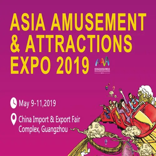 Asia Amusements & Attractions Expo 2019
