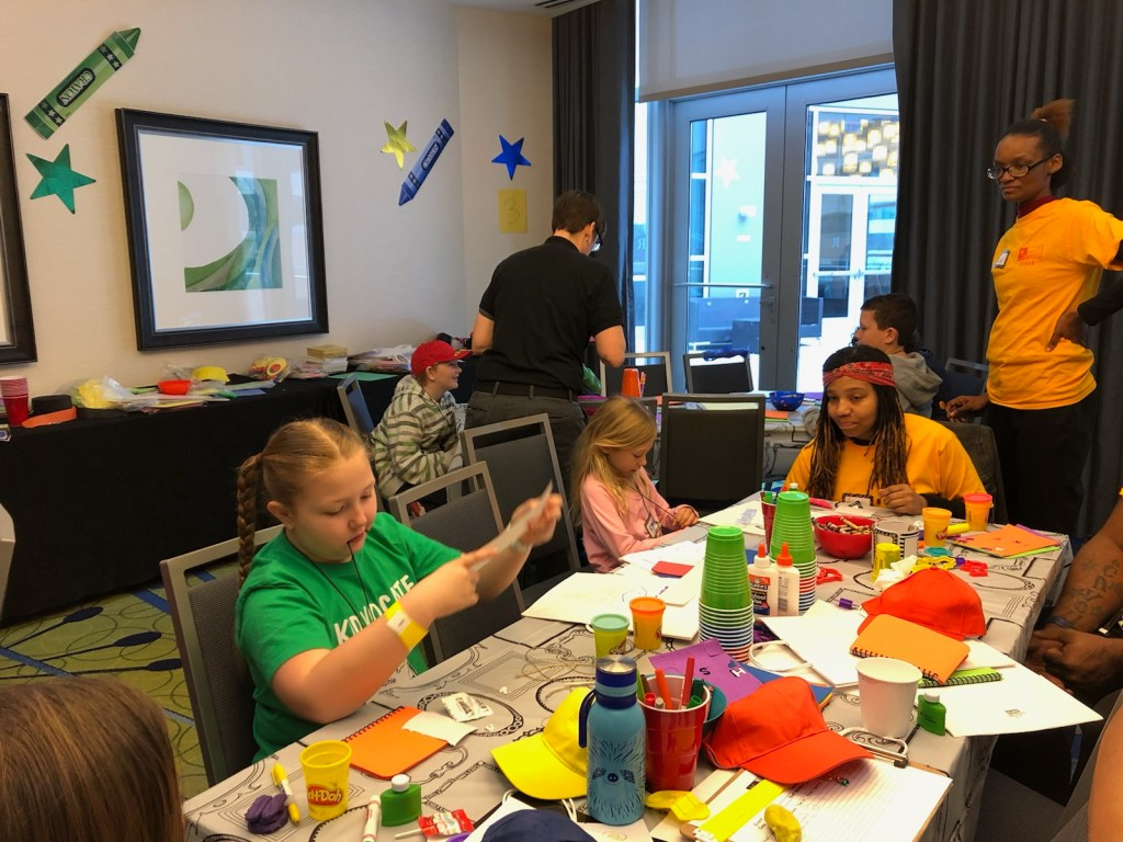 Arthritis Foundation: Annual Juvenile Arthritis Advocacy Summit Kids Camp - March 11, 2019