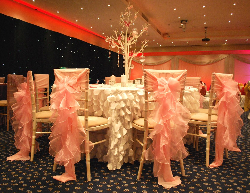 couture chair covers and events gym assembly weddings conferences venue luton beds table linen wedding