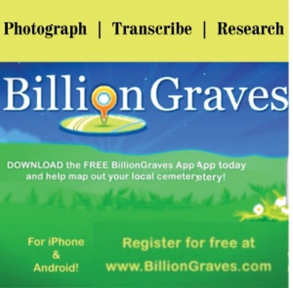 BillionGraves