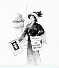 National American Woman Suffrage Association (NAWSA)  records