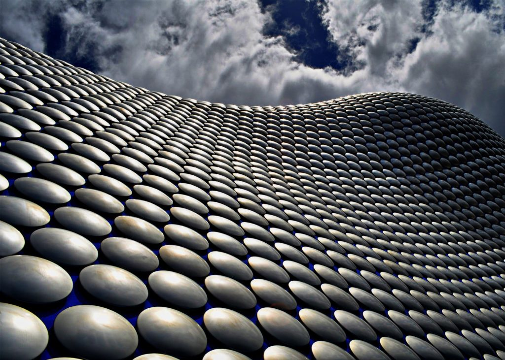 Selfridges: photo credit Kevin Morris