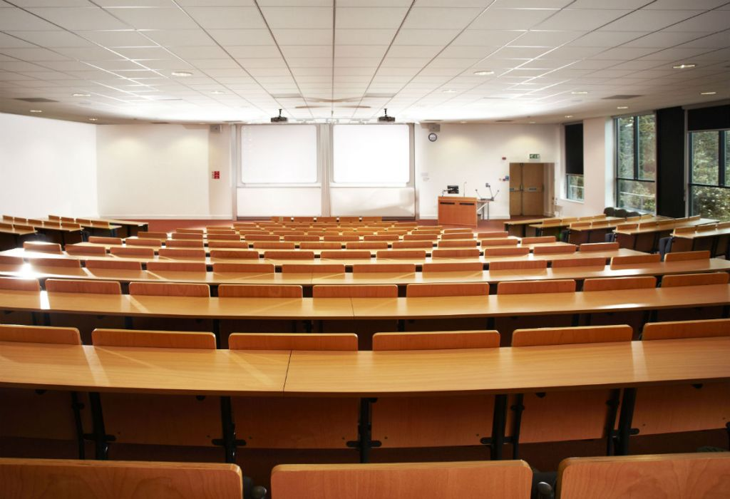 Campus lecture theatre, Business School