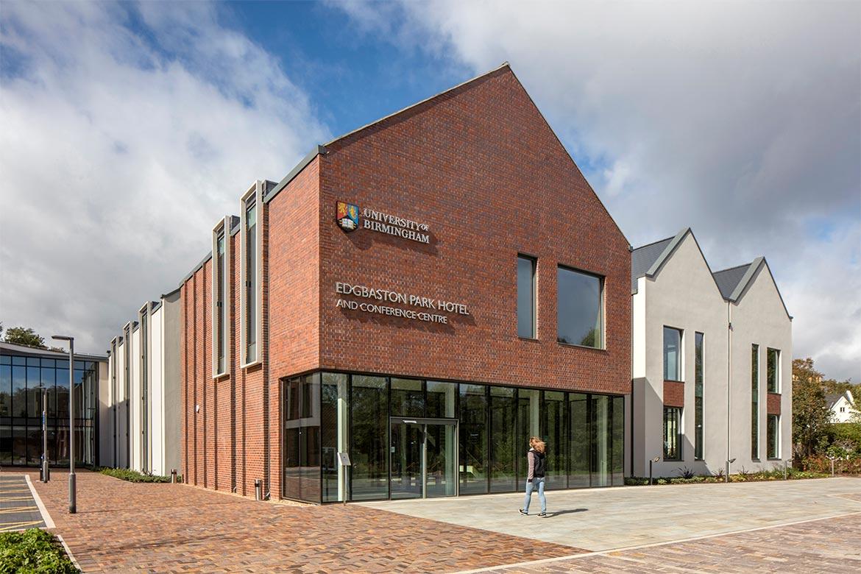 Hotels on campus - University of Birmingham | Conferences