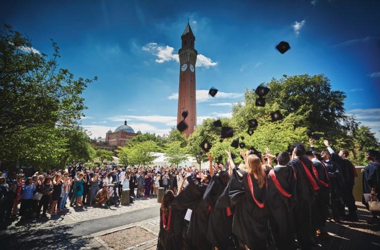 Graduates of the University of Birmingham