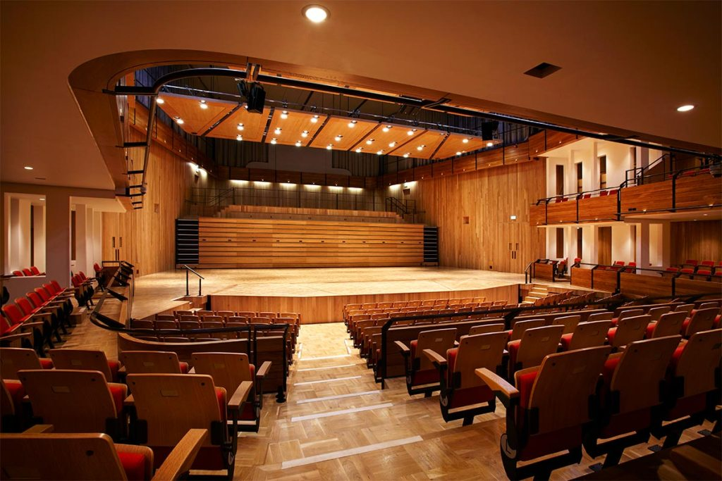 The Elgar Concert Hall