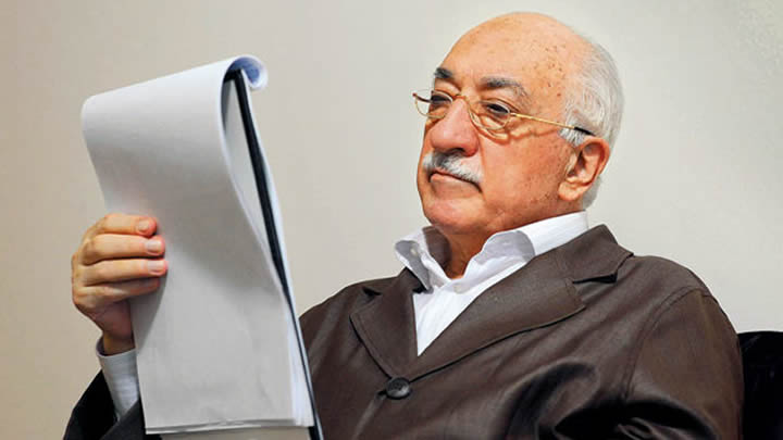 Image result for photos of Fethullah Gulen